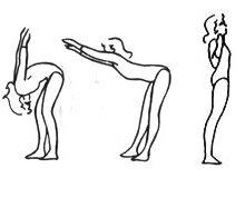 упражнения спины