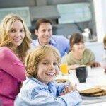 Чем кормить семью