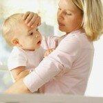 Если у ребенка температура без симптомов