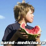 Отравление арбузом