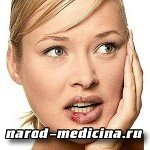 Средства от простуды на губах