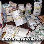 Лекарства от простуды и гриппа