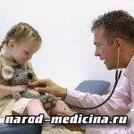 Антибиотики при простуде для детей